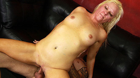 Kylie Smith Sits on a Cock and Rides It Deep